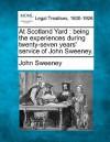 At Scotland Yard: Being the Experiences During Twenty-Seven Years' Service of John Sweeney - John Sweeney
