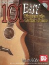 101 Easy Fingerstyle Guitar Solos [With CD] - Larry McCabe
