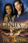 The Genie's Witch (The Djinn Series) - Lyn Brittan