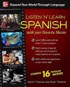 Listen 'N' Learn Spanish With Your Favorite Movies - Scott Thomas, Gaby Thomas