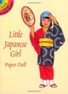 Little Japanese Girl Paper Doll (Dover Little Activity Books Paper Dolls) - Tom Tierney