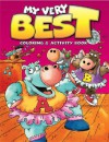 My Very Best Hippo Dance Coloring & Activity Book: Hippo Dance - School Specialty Publishing