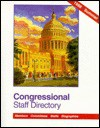 1998 Summer Congressional Staff Directory: Members, Committees, Staffs, Biographies (Congressional Staff Directory Summer) - Congressional Quarterly, Joel Treese