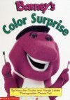 Barney's Color Surprise - Lyrick Publishing, Margie Larsen