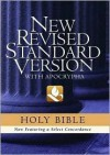 The New Revised Standard Version Bible - Anonymous, Bruce M. Metzger