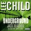 Underground (Jack Reacher) - Lee Child, Frank Schaff, Deutschland Random House Audio