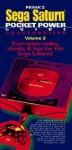Sega Saturn Pocket Power Guide Volume 2: Unauthorized - Pcs