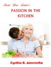 Front Row Center's Passion in the Kitchen - Cynthia B. Ainsworthe