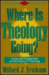 Where Is Theology Going? / Issues And Perspectives On The Future Of Theology - Millard J. Erickson