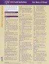 CPT 2012 Express Reference Coding Card Ear, Nose, Throat - American Medical Association