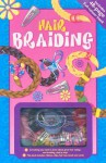 Hair Braiding [With Comb, Ribbons, Clips, Hair TiesWith Beads] - Hinkler Books