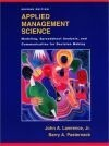Applied Management Science a Computer-integrated Approach f - Lawrence