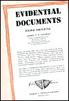 Evidential Documents - J. V. Conway