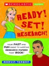 Ready! Set! Research! Your Fast And Fun Guide To Writing Research Papers That Rock - Marvin Terban