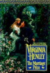 The Marriage Prize - Virginia Henley