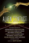 Alien Contact - Marty Halpern