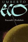 Foucault's Pendulum - Umberto Eco, Harcourt Brace Jovanovich