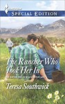 The Rancher Who Took Her In (The Bachelors of Blackwater Lake Book 3) - Teresa Southwick
