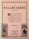 The Pallbearers Review: Volumes 1-4 (The Pallbearers Review, #1) - Karl Fulves