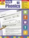 Daily Phonics, Grade 1 - Joy Evans, Jo Ellen Moore
