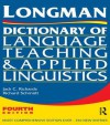 Longman Dictionary of Language Teaching and Applied Linguistics - Jack C Richards, Richard W Schmidt Prof