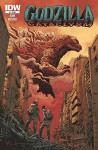 Godzilla: Cataclysm #1 - Cullen Bunn, Dave Wachter