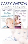 The Boy No One Loved and Crying for Help 2-in-1 Collection - Casey Watson