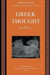 Greek Thought - Christopher Gill