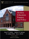 Modern Education Finance and Policy (Peabody College Education Leadership Series) - James W. Guthrie, R. Anthony Rolle