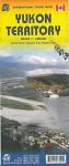 Yukon Territory 1: 1 000 000 inclue: Dawson, Watson Lake and Whitehorse inset - ITMB Publishing LTD