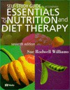 Study Guide to Accompany Essentials of Nutrition and Diet Therapy - Sue Rodwell Williams