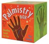 Palmistry Box: Reading Hands for Fun [With Hand-Print Roller, Tube of Ink] - Roz Levine