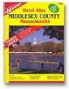 Middlesex County, Ma. Street Atlas (Official Arrow Street Atlas) - Arrow Map Inc