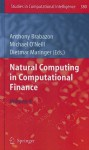 Natural Computing in Computational Finance, Volume 4 - Anthony Brabazon, Michael O'Neill, Dietmar Maringer