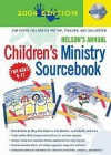 Children's Minsitry Sourcebook 2004 - David J.A. Clines