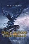 Titanens forbannelse (Percy Jackson, #3) - Rick Riordan, Torleif Sjøgren-Erichsen