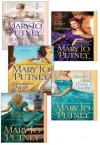 Mary Jo Putney's Lost Lords Bundle: Loving a Lost Lord, Never Less Than a Lady, Nowhere Near Respectable, No Longer a Gentleman & Sometimes a Rogue - Mary Jo Putney