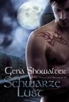 Schwarze Lust (Die Herren der Unterwelt, #3) - Gena Showalter, Regina Hohmann