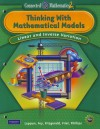Pearson Connected Mathematics 2: Thinking With Mathematical Models - Glenda Lappan, James T. Fey, William M. Fitagerald