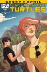 Teenage Mutant Ninja Turtles: Casey & April #1 (of 4) - Mariko Tamaki, Irene Koh