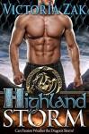 Highland Storm (Guardians of Scotland Book 2) - Victoria Zak