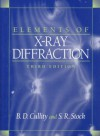 Elements Of X Ray Diffraction - Stuart H. Stock, S.R. Stock