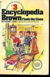 Encyclopedia Brown Finds the Clues (Encyclopedia Brown #3) - Donald J. Sobol