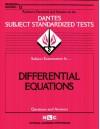 DSST Differential Equations (DANTES series) (Dantes, No 12) - Jack Rudman