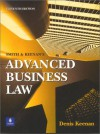 Smith And Keenan's Advanced Business Law - Denis J. Keenan, Robert Johnston
