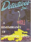 Detectives inc. in A remembrance of threatening green - Don McGregor