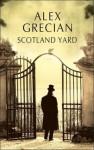 Scotland Yard - Alex Grecian, Andrzej Niewiadomski