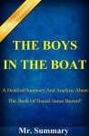 The Boys In The Boat: A Detailed Summary And Analysis About This Book Of Denial James Brown!! - Mr. Summary