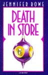 Death in Store - Jennifer Rowe