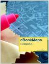 Map of Colombo, Sri Lanka (Maps of Ski Lanka) - Jack Black